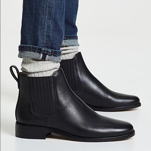 Madewell Ainsley boot in black SZ 7.5